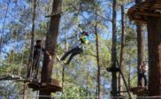 Bandung Tree Top Adventure Park Cikole