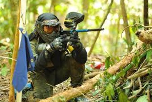[CoC Regional: Lokasi Wisata] Sensasi Adu Tembak di Crossworld Paintball